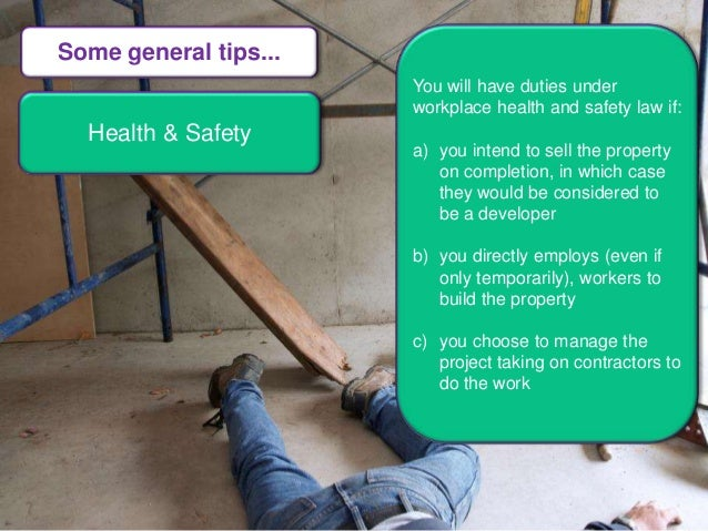 Health Safety Tips Health And Safety Law if