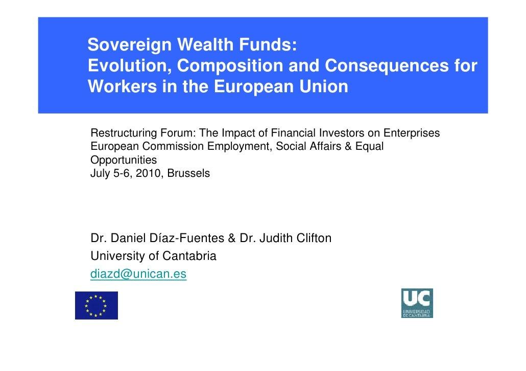 Sovereignwealthfunds