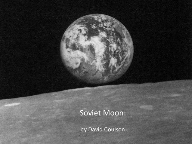 Soviet Moon:by David Coulson