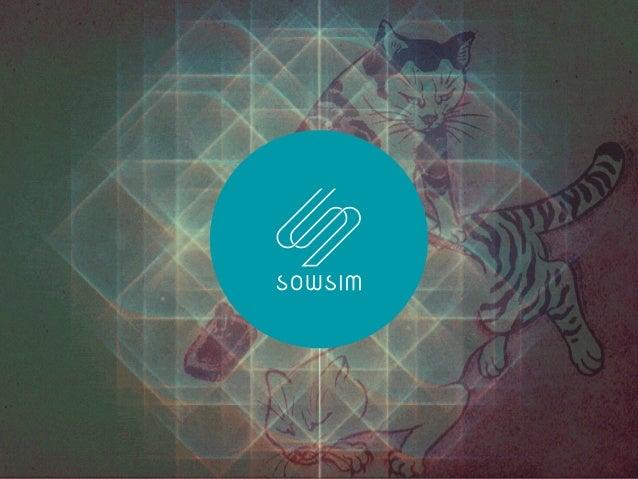 olá! SoMoS A SoWSIM.  uma empresa de DiÁlogos EstRatégicos. Ajudamos as empresas a inovar e a criar histórias que express...