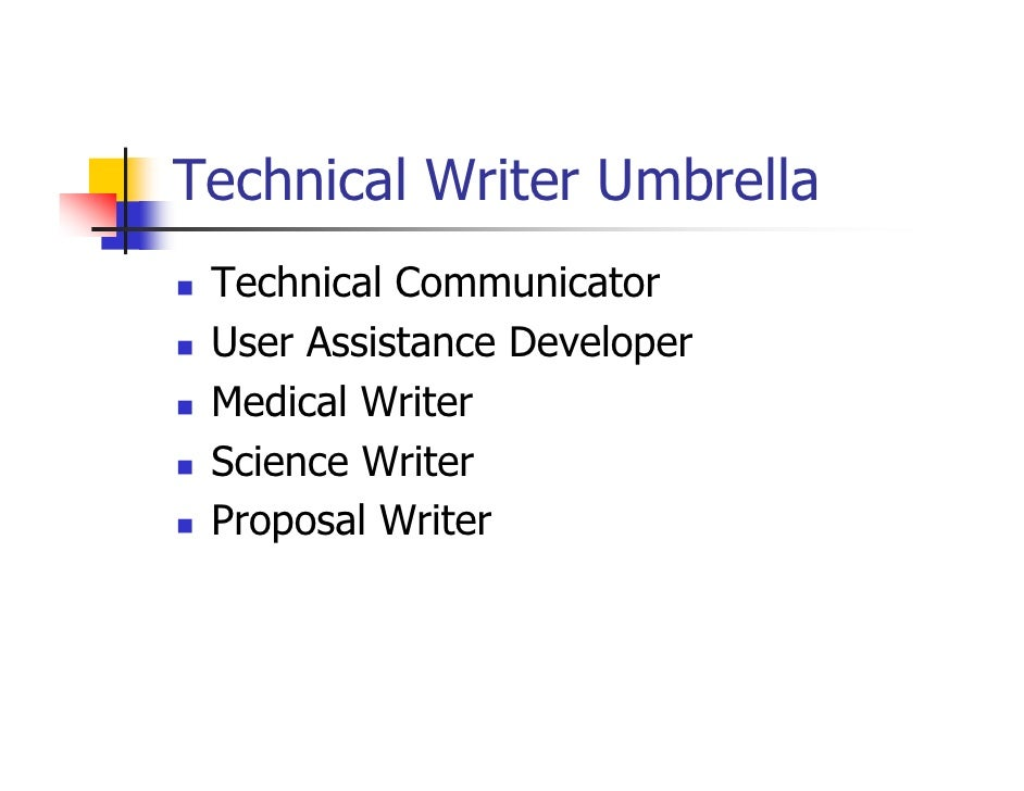 tools for technical writing Here is the gist of a conversation i had with a scientist a few years ago i was teaching a one-day technical-writing course that she was (reluctantly) attending.