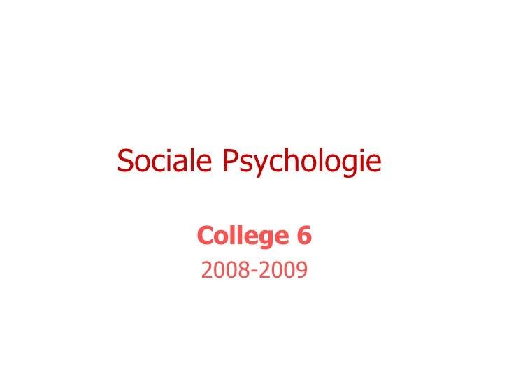 Sp Vt Les 2008 2009 Groepen