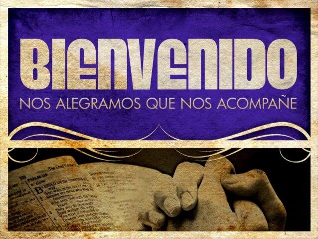 La Parroquia Misión San Luis Rey     una Comunidad de Fe  Te Da La Bienvenida        Cuarto Domingo del         Tiempo Ord...