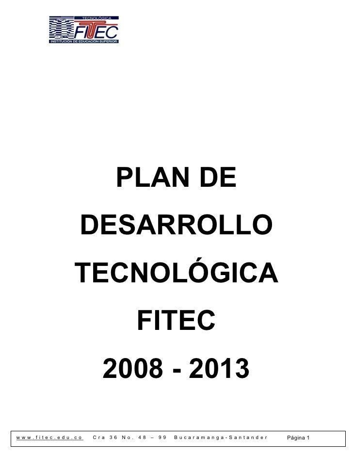 Sp023 plandesarroll