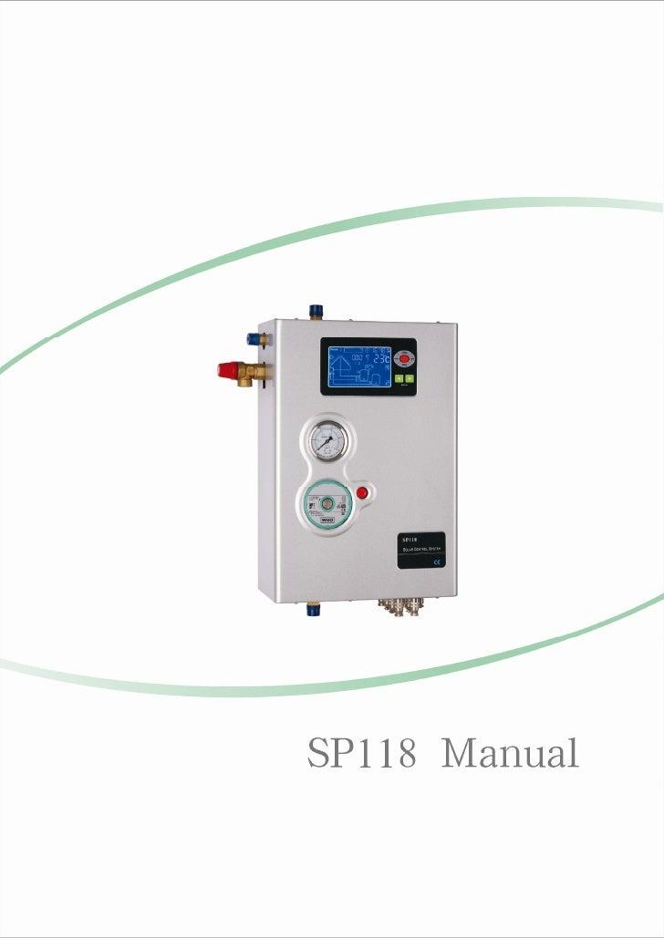 Solar Work Station SP118