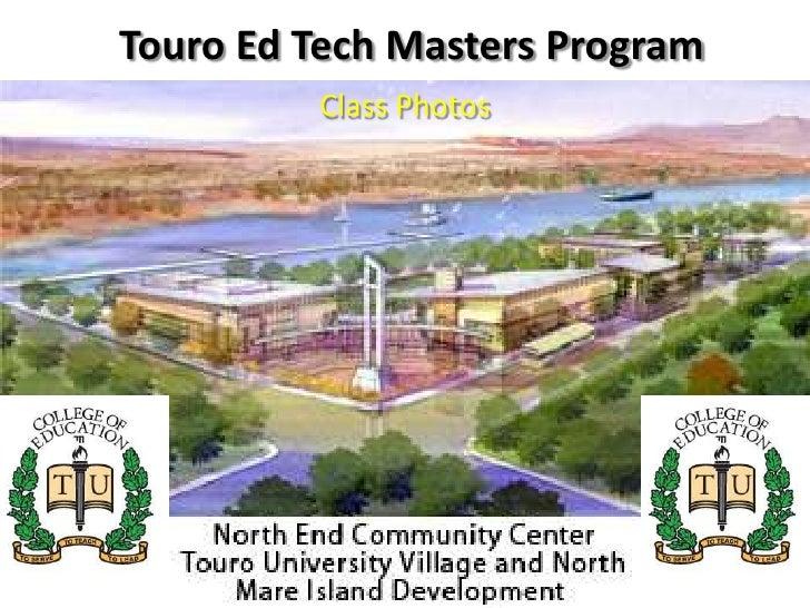 Touro Ed Tech Masters Program<br />Class Photos<br />