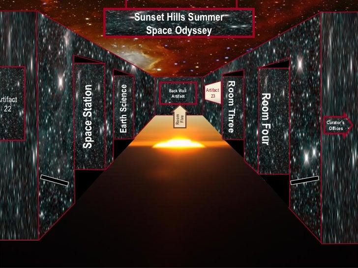 Sunset Hills Summer                                             Space Odyssey                                             ...
