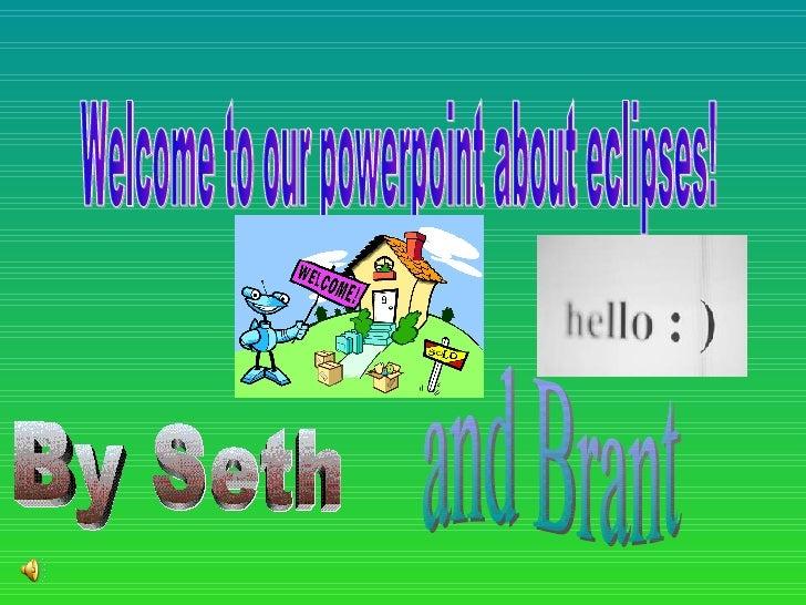 Space Seth Brant