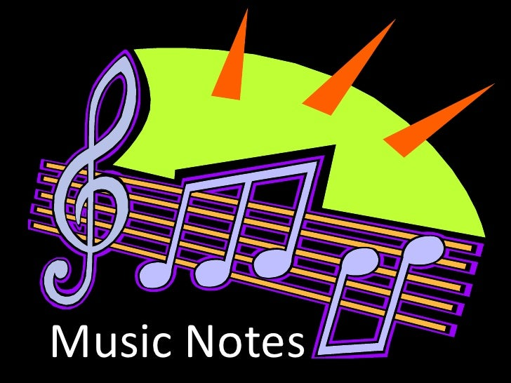 Music Notes<br />