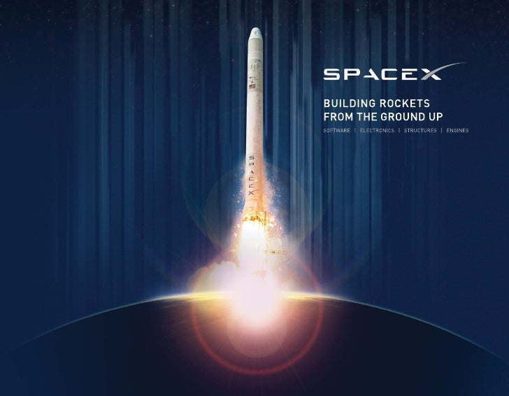 SpaceX DNA                                                                      Select AchievementsSpaceX brings together ...