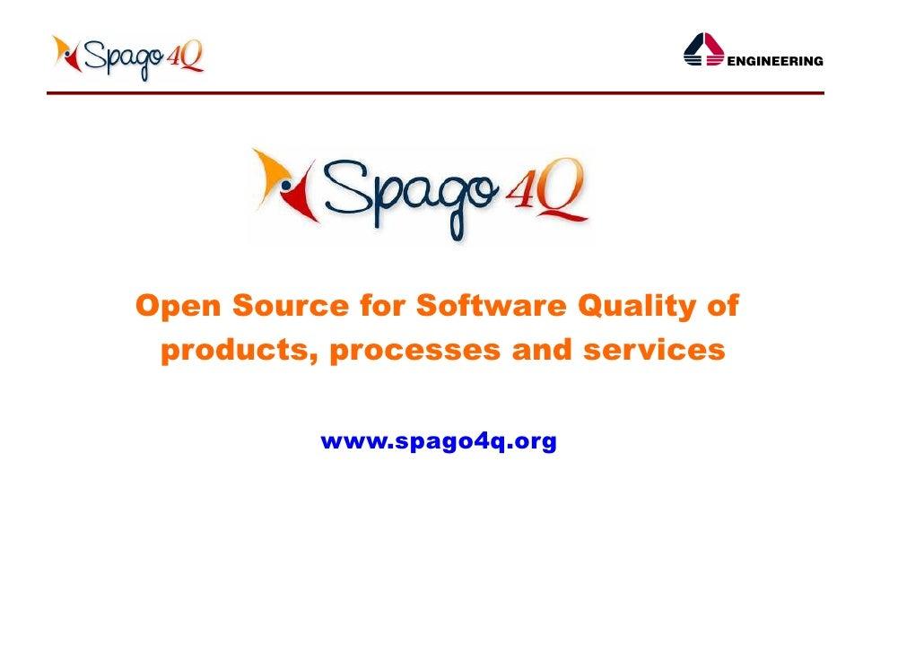 Spago4 Q Presentation En