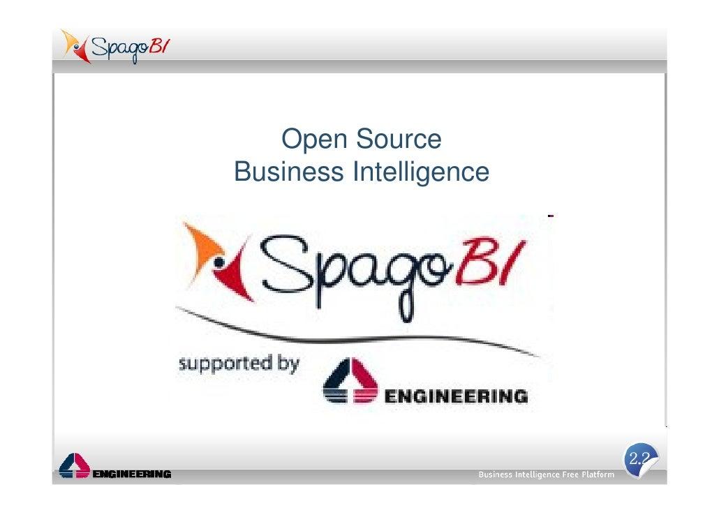 Open Source Business Intelligence