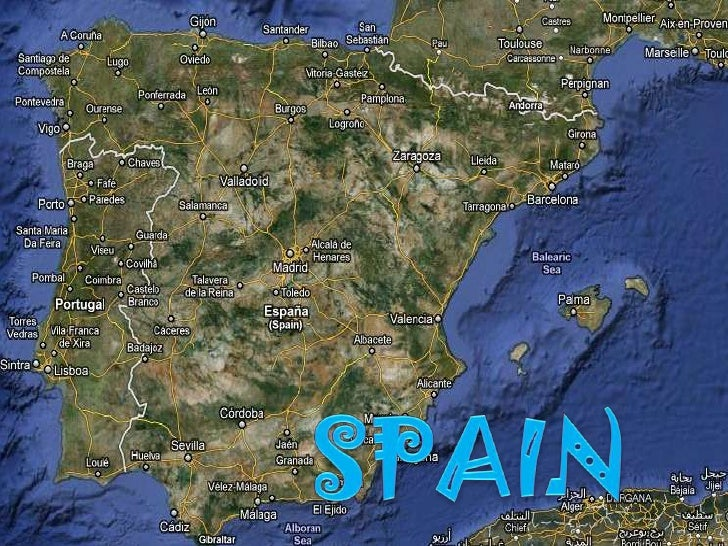 Basic data: In Spain live 46 063 511 (2008)The capital city of Spain isMadrid