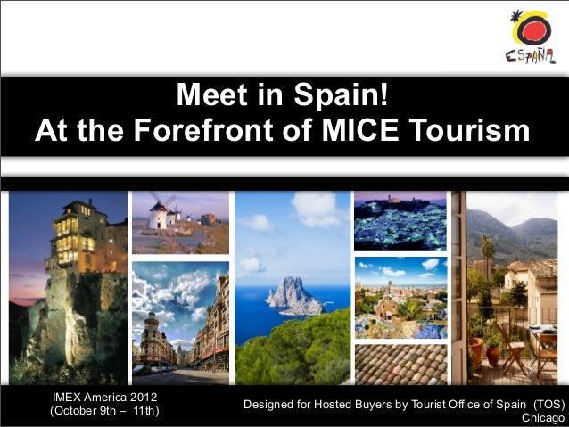 Spain MICE