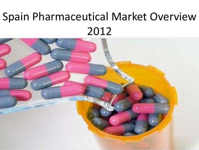 Spain Pharmaceutical Market Overview               2012