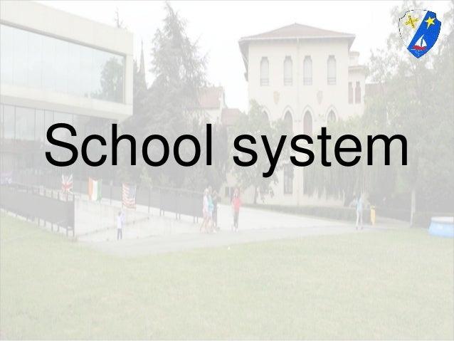 Spain school system
