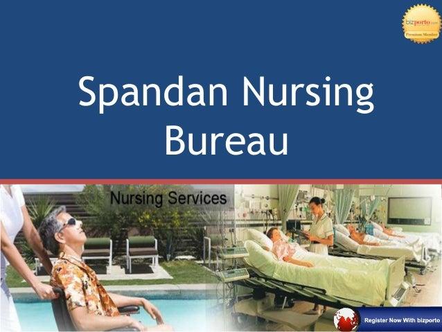 Spandan Nursing Bureau