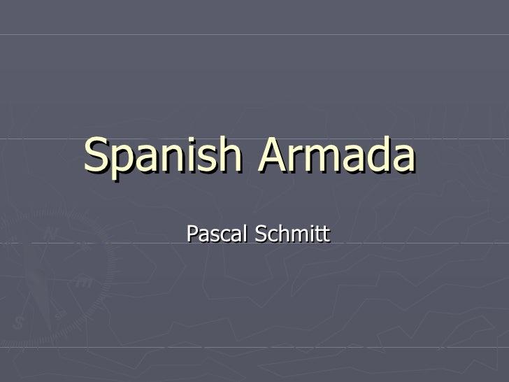 Spanish armada by pascal