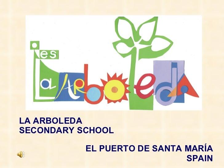 Spanish center presentation