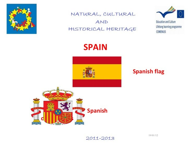 Spanish natural, cultural and historical heritage by the Spanish Team