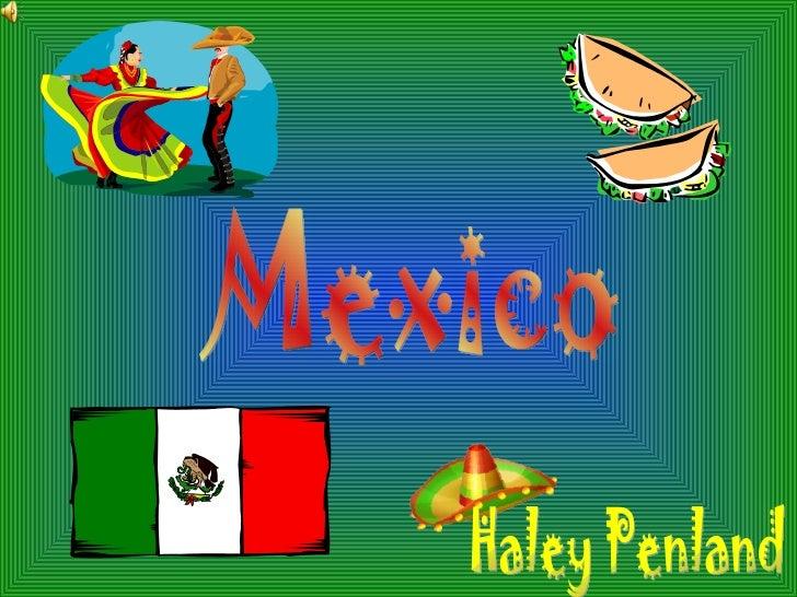 Mexico Haley Penland