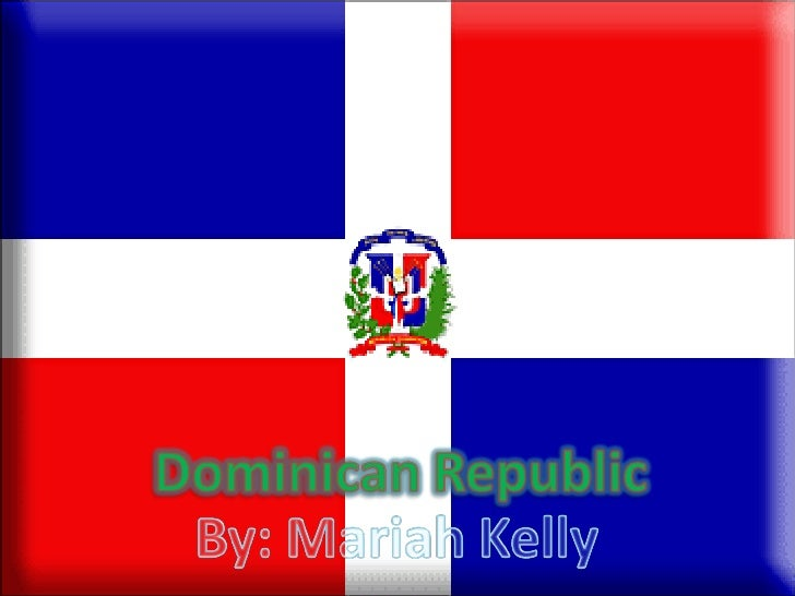 Dominican Republic (real one!)