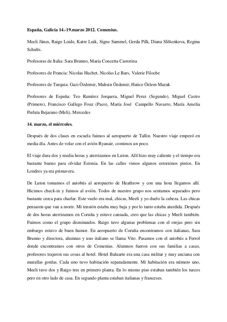 España, Galicia 14.-19.marzo 2012. Comenius.Meeli Jänes, Raigo Loide, Katre Luik, Signe Sammel, Gerda Pilk, Diana Slõšenko...