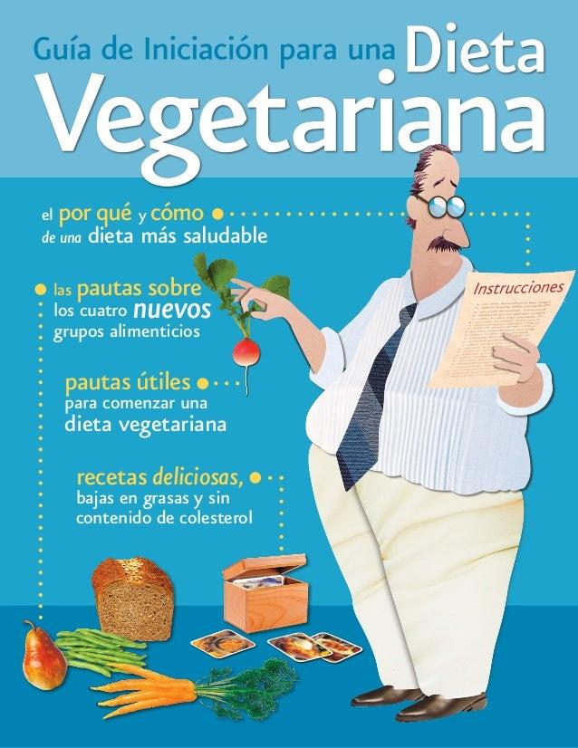 Gu 237 a de iniciaci 243 n para una dieta vegetariana