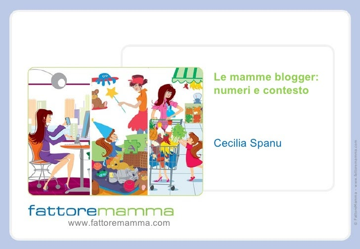 Spanu Mommyblogging Bocconi 03122008