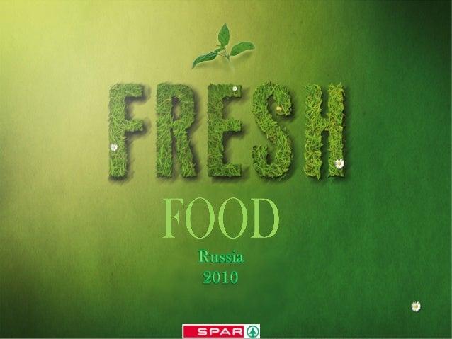 Spar fresh food