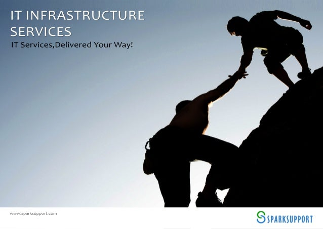 SparkSupport IT Infrastructure Management Service