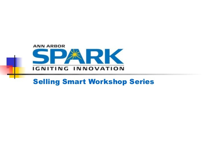 Selling Smart - August 1, 2012