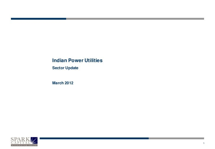 Indian Ports                                                       Initiating CoverageIn the build-out phase              ...