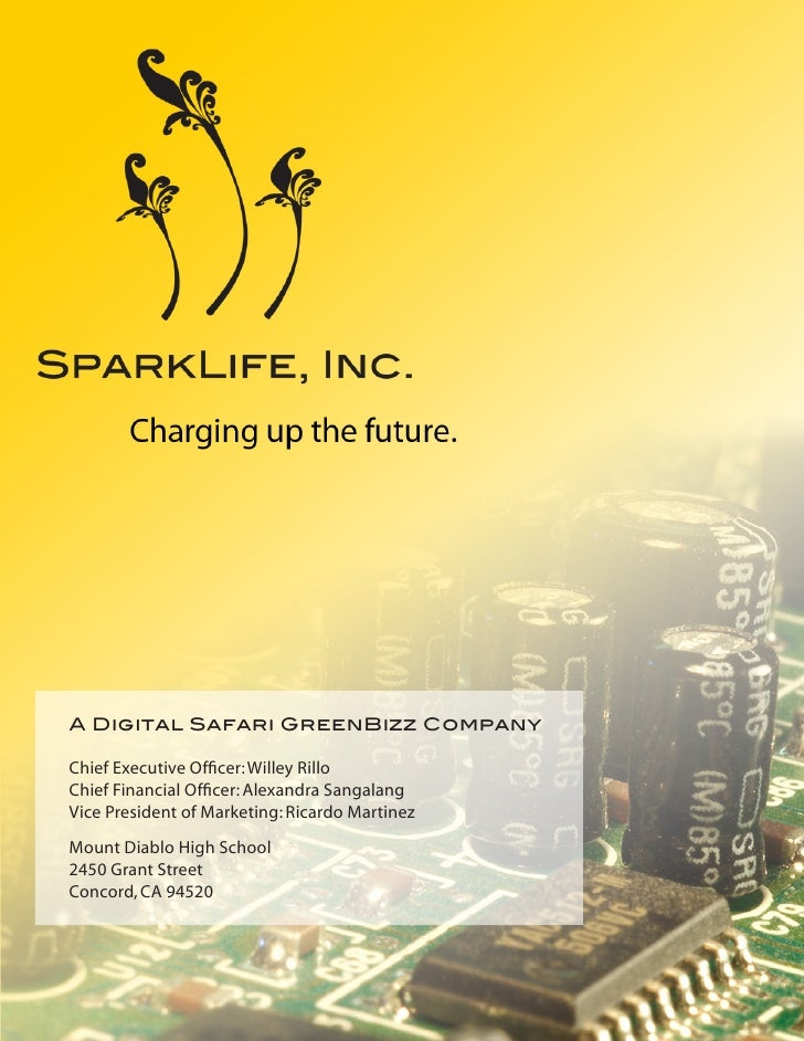 A Digital Safari GreenBizz CompanyChief Executive Officer: Willey RilloChief Financial Officer: Alexandra SangalangVice Pr...