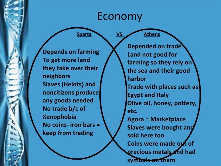 the main features of the spartan economy essay Keywords: economic globalisation, history of globalisation, 2008 financial crisis effects compare and contrast the main features of globalization in the nineteenth and twentieth centuries.