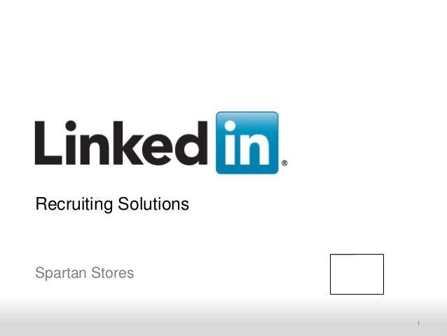 Recruiting SolutionsSpartan Stores    Recruiting Solutions    Recruiting Solutions   1