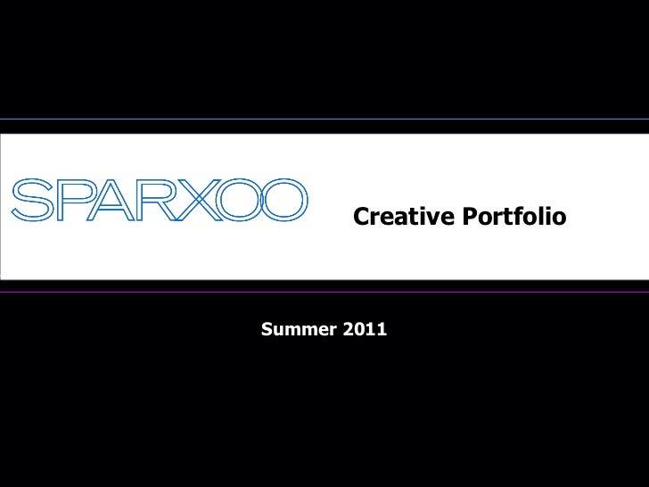 Branding Proposal to       Creative PortfolioSummer 2011