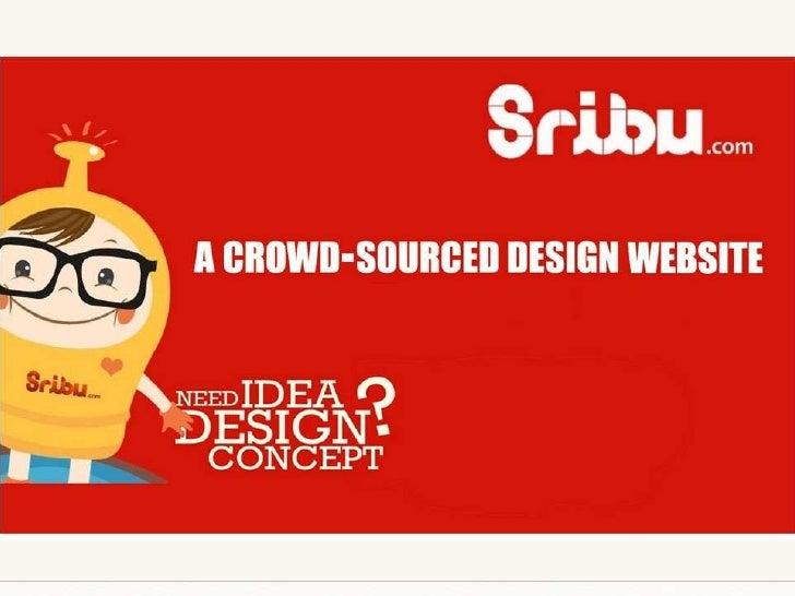 Sribu.com   A Crowd-sourced Design Website*