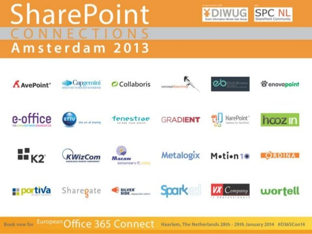 SPCA2013 - Test-driven Development with SharePoint 2013 and Visual Studio