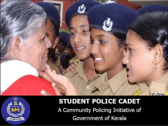 Student Police Cadet project - an overview