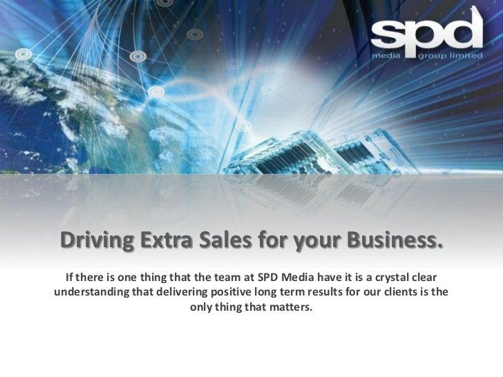 Spd Media For Business  Business (Spd)