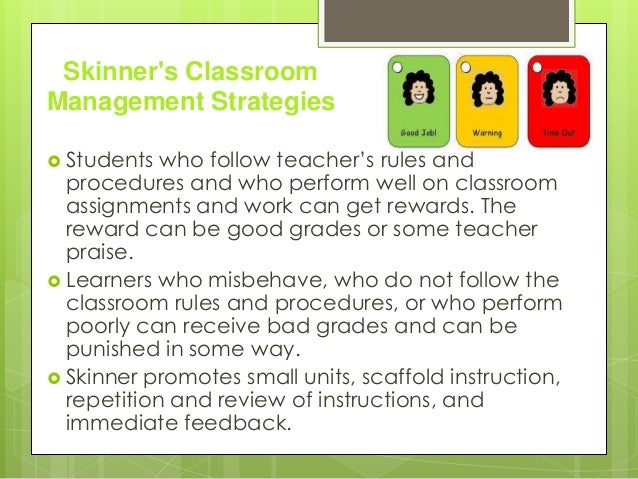 classroom behavior and management theories essay Classroom behavior management bridging the gap between systems theory and elementary classroom management related essays: classroom discipline and behavior.