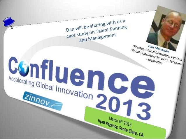 Confluence2013 Speaker Update: Dan Monahan