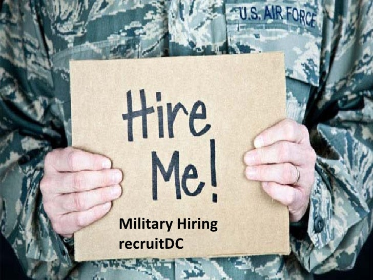 Military HiringrecruitDC