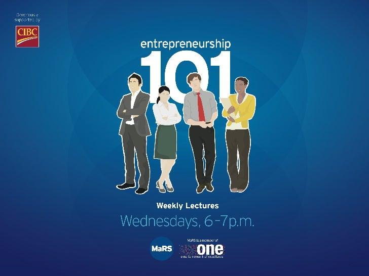 Intellectual Property for Technology Startups - Entrepreneurship 101