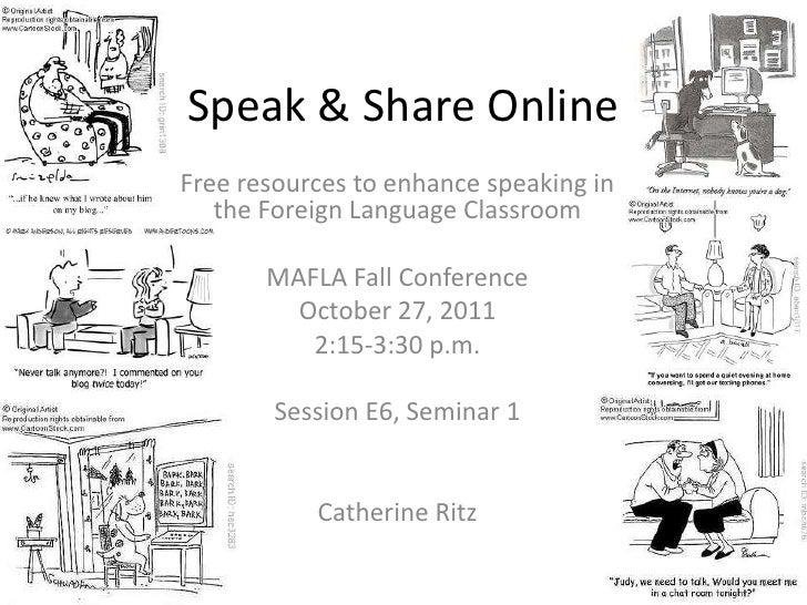 Digital Speaking