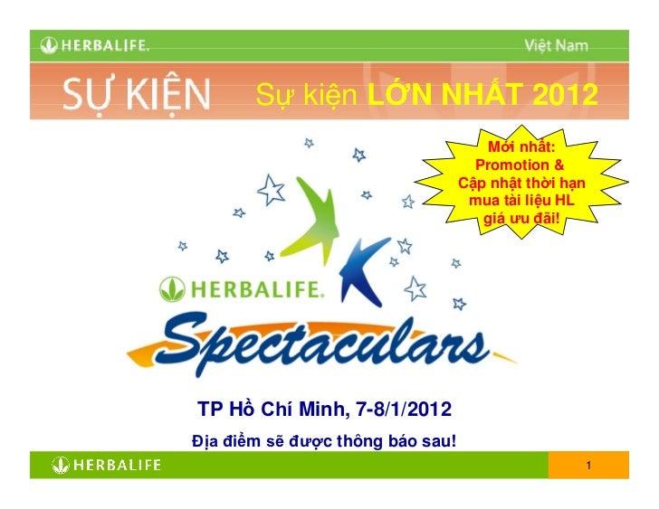 Sự kiện LỚN NHẤT 2012                                     Mới nhất:                                    Promotion &        ...