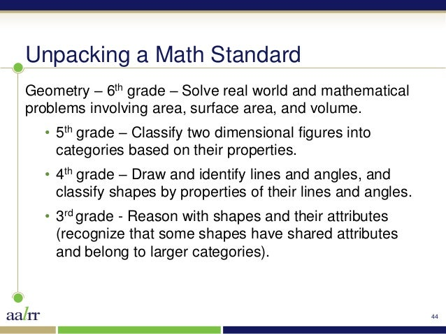 math worksheet : common core standards math 6th grade geometry  the  : Math Worksheets For Special Education Students