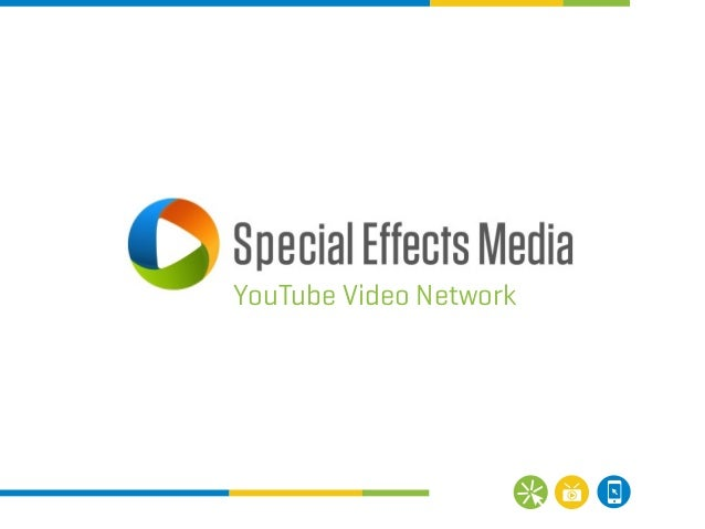 Special Effects Media YouTube product placement
