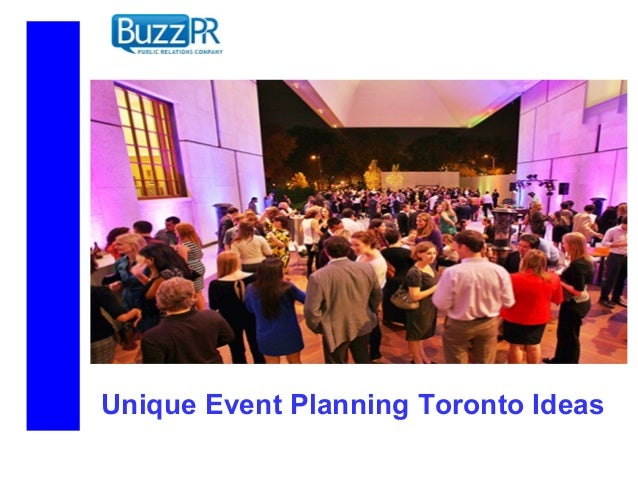 Events Planning Business